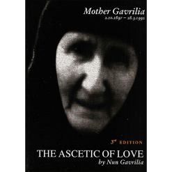 The ascetic of love Mother Gavrillia