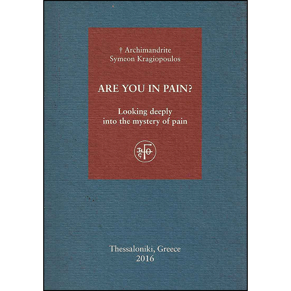 Are you in pain? ~ Looking deeply into the mystery of pain