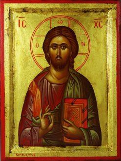 DSC02206 Χριστός Παντοκράτωρ