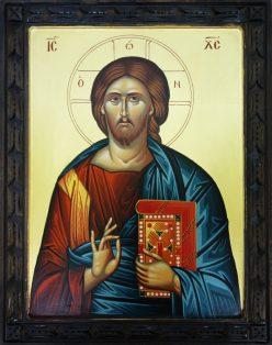 DSC02851 Ιησούς Χριστός Παντοκράτωρ