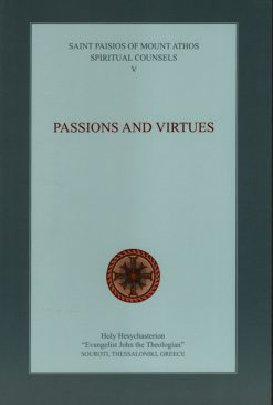 Passions and Virtues