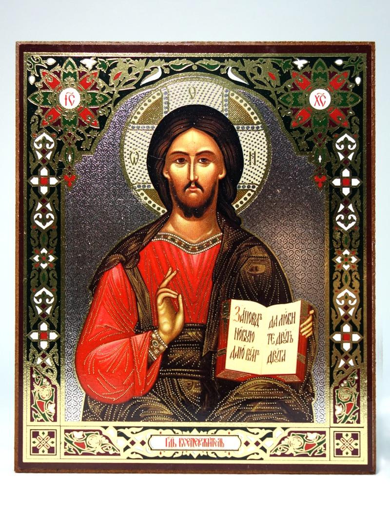 Ιησούς Παντοκράτωρ, μεσαίο