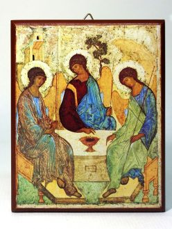 Αγία Τριάδα, Αντρέι Ρουμπλιώφ