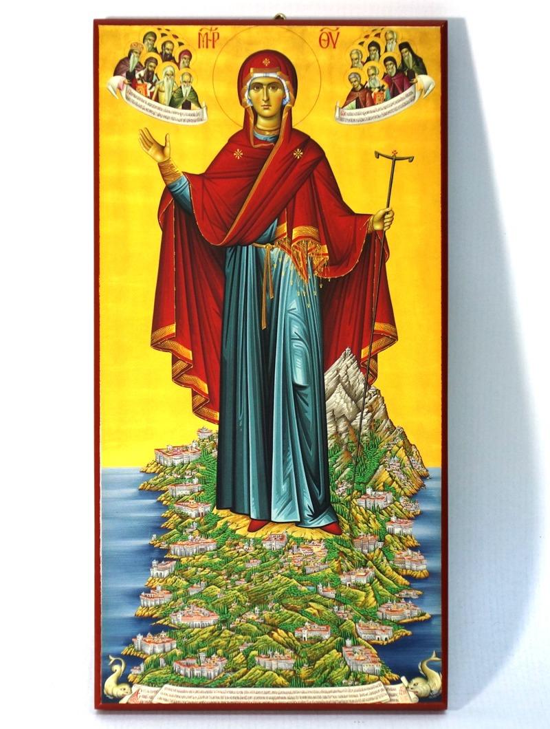 Παναγία η Έφορος του Αγίου Όρους